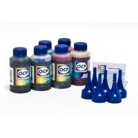 Комплект чернил OCP для Epson L800 x 6 (BK/C/M/Y 155, ML/CL 156)