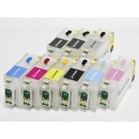 Картриджи BURSTEN NANO 2 для Epson R3000 (Т1571-1579)x 9