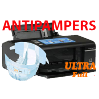 Программа Антипамперс Ultra Full для обслуживания принтеров Epson