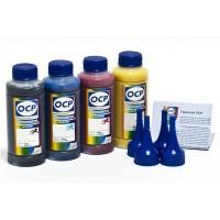 Комплект чернил OCP для Epson (BKP 115, C 142, M/Y 140) x 4