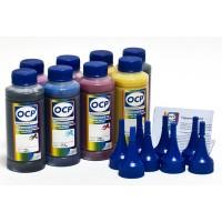 Комплект чернил OCP для Epson 2100/2200 (BKP114/115/201, CP117, CPL118, YP117, MP117, MPL118)