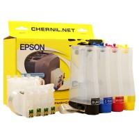 СНПЧ для принтеров Epson R240 (60ml) CHERNIL.NET