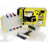 СНПЧ для принтеров Epson C110/T30 combo v 6.0