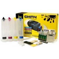 СНПЧ для принтеров Epson T1100/TX510/T30 CHERNIL.NET